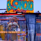 El Sancho Taco Shop restaurant located in BEND, OR