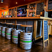 Worthy Taps & Tacos restaurant located in BEND, OR
