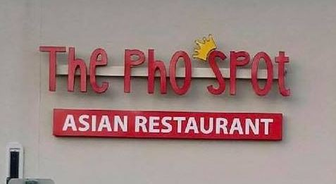 The Pho King Spot restaurant located in DIBERVILLE, MS