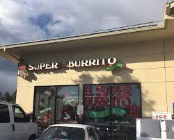 Super Burrito restaurant located in BEND, OR