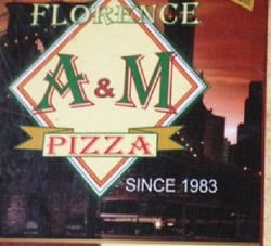 A&M Pizza restaurant located in FLORENCE, AZ