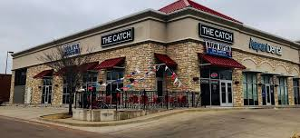 The Catch restaurant located in MOORE, OK