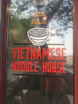 vietnamese noodle house restaurant located in EASTON, PA