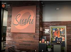 O sushi restaurant located in DALLAS, TX