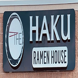 Haku Ramen House restaurant located in AMERICAN FORK, UT