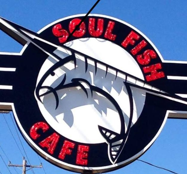Soul Fish Cafe restaurant located in OXFORD, MS