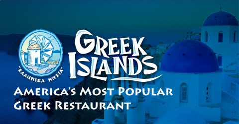 Greek Islands restaurant located in CHICAGO, IL