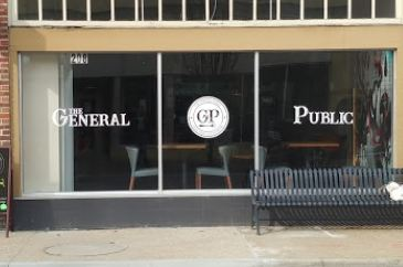 The General Public restaurant located in SUFFOLK, VA