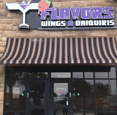 Flavors Wings N Daiquiris restaurant located in ARLINGTON, TX