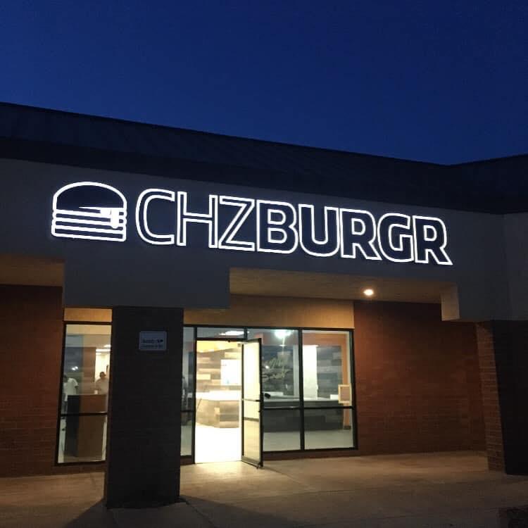 Chzburgr  restaurant located in GLENDALE, AZ
