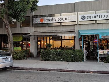 Mala Town restaurant located in WEST LOS ANGELES, CA