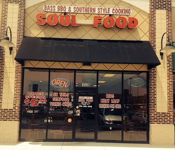 Bass BBQ & Soul Food restaurant located in ELLENWOOD, GA