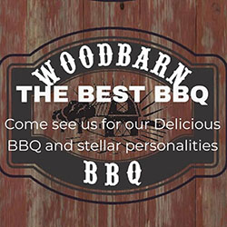 WoodBarn BBQ restaurant located in CHANDLER, AZ