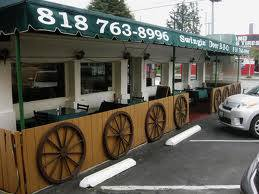 Swinging Door BBQ restaurant located in LOS ANGELES, CA