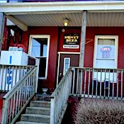 Honeybees restaurant located in GENEVA, OH