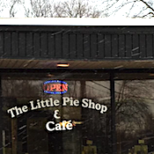 The Little Pie Shop & Cafe restaurant located in ASHTABULA, OH