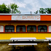 Effin Burrito restaurant located in GENEVA, OH