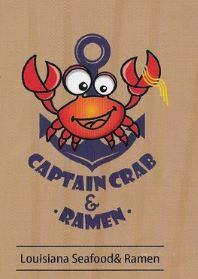 Captain Crab & Ramen restaurant located in YAKIMA, WA