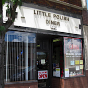 Little Polish Diner restaurant located in PARMA, OH