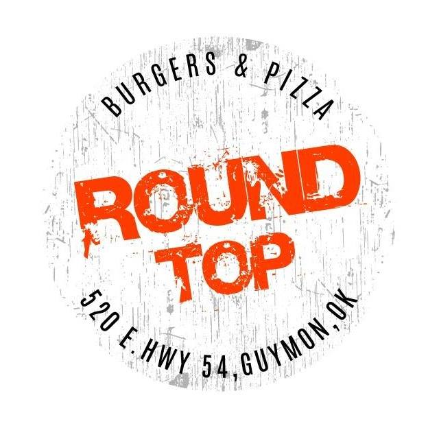Round Top Burgers & Pizza restaurant located in GUYMON, OK