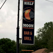 Half Moon Bar & Grill restaurant located in SIOUX CITY, IA
