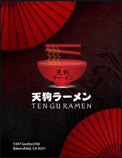 Ten Gu Ramen restaurant located in BAKERSFIELD, CA