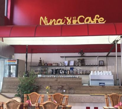 Ninas Cafe restaurant located in LOS ANGELES, CA