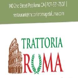 Trattoria Roma restaurant located in PETALUMA, CA