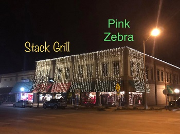 Stack Grill restaurant located in KINGFISHER, OK
