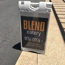 Blend Eatery restaurant located in STANFORD, CA
