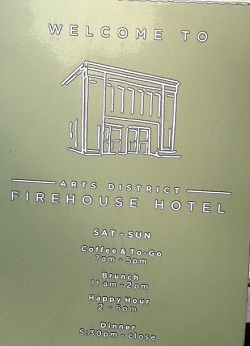 Firehouse Restaurant restaurant located in LOS ANGELES, CA
