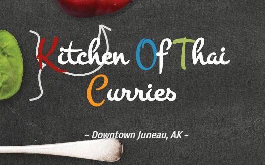 Kitchen of Thai Curries restaurant located in JUNEAU, AK