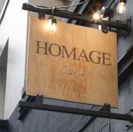 Homage  restaurant located in SAN FRANCISCO, CA