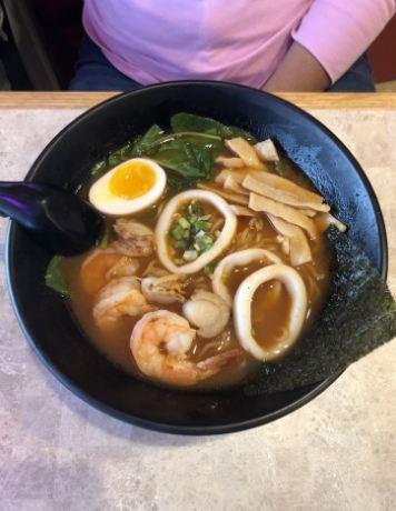 Hanato Ramen restaurant located in DALY CITY, CA