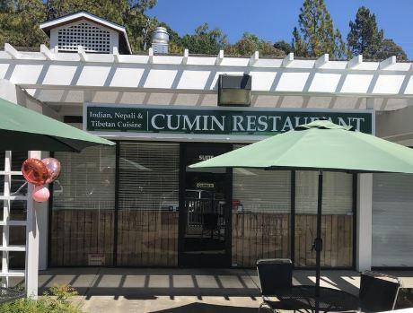 Cumin Restaurant restaurant located in SANTA ROSA, CA