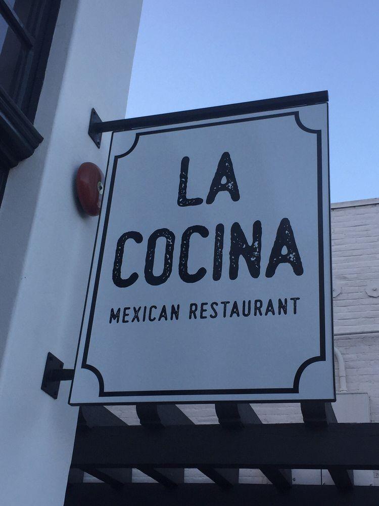 La Cocina Mexican Restaurant restaurant located in SANTA BARBARA, CA