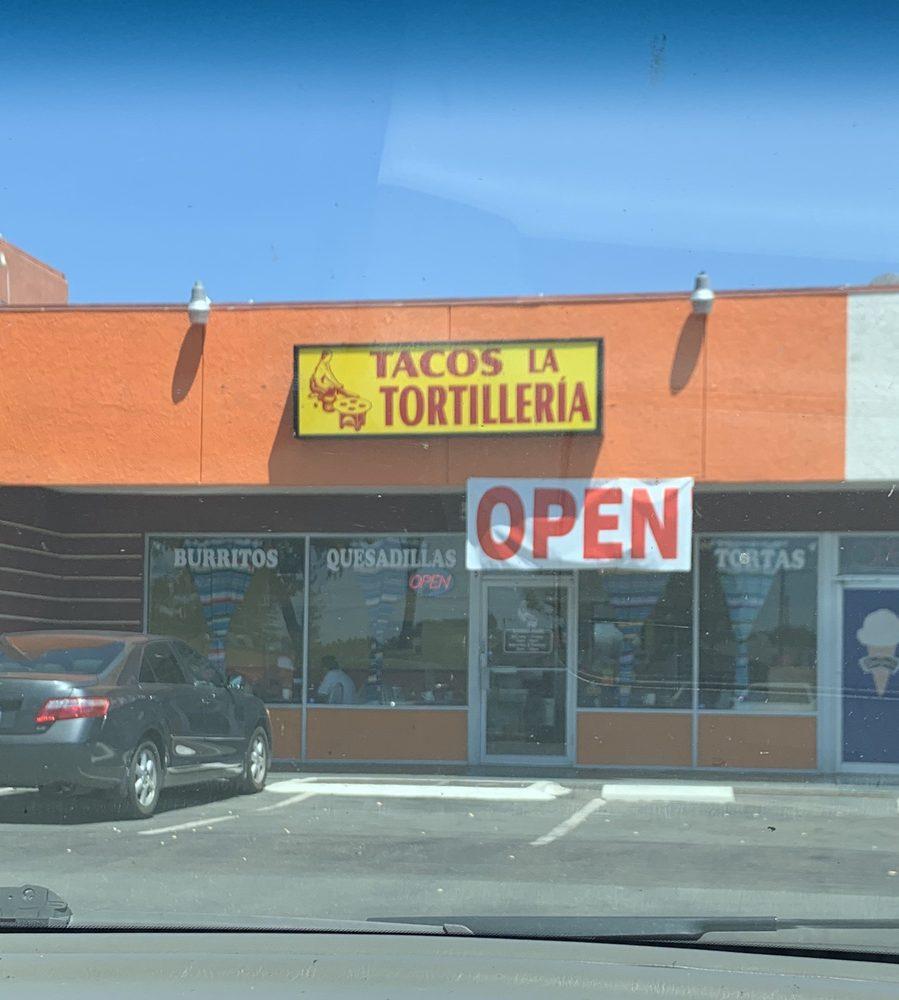 Tacos la Tortilleria restaurant located in SACRAMENTO, CA