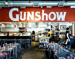 Gunshow restaurant located in ATLANTA, GA