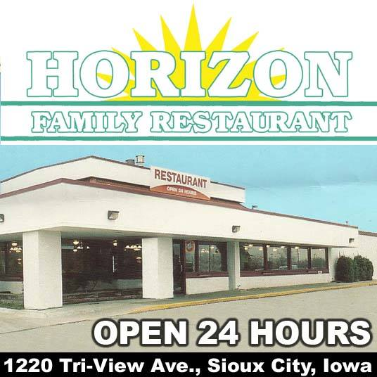Horizon Family Restaurant restaurant located in SIOUX CITY, IA