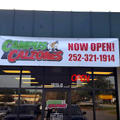 Campus Calzones restaurant located in GREENVILLE, NC