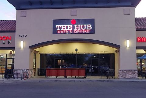 The Hub Eats & Drinks restaurant located in SACRAMENTO, CA