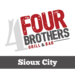 Four Brothers Grill & Bar restaurant located in SIOUX CITY, IA