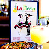 La Fiesta restaurant located in GREENVILLE, NC
