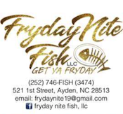 Fryday Nite Fish restaurant located in AYDEN, NC