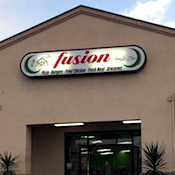 Fusion HZF restaurant located in STOCKTON, CA