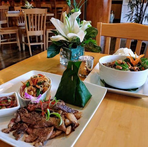 Nai Thai Cuisine restaurant located in ATLANTA, GA