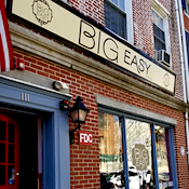 The Big Easy restaurant located in TRENTON, NJ