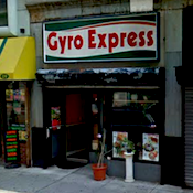 Gyro Express restaurant located in TRENTON, NJ