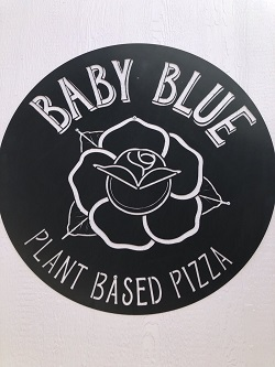 Baby Blue Woodfired Pizza restaurant located in PORTLAND, OR