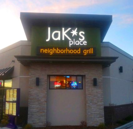 JaK*s Place restaurant located in NAMPA, ID